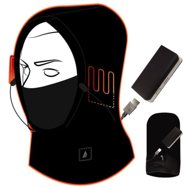 ActionHeat battery heated balaclava - 04