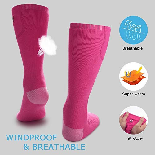 Autocastle rechargeable socks kit - 13