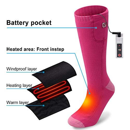 Autocastle rechargeable socks kit - 14