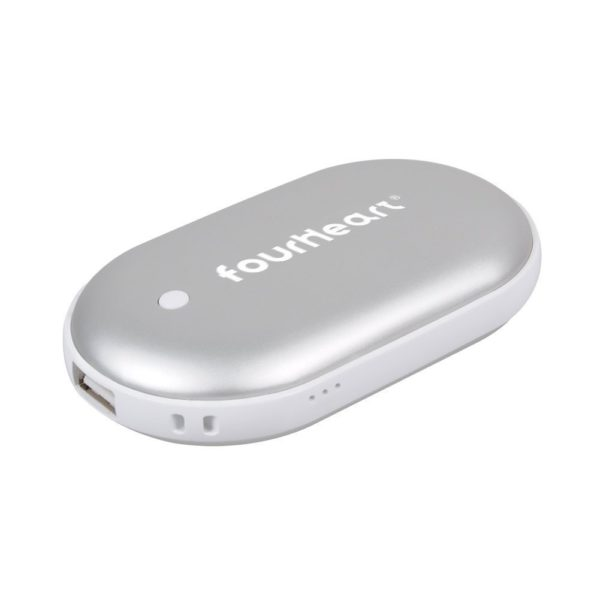 E-Teching hand warmer - 08 (silver)