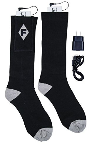 Flambeau heated socks kit 01