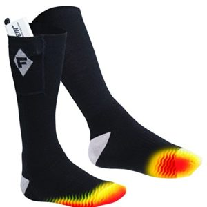 Flambeau heated socks kit 02