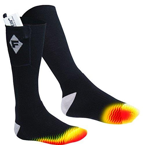 Flambeau heated socks kit 02