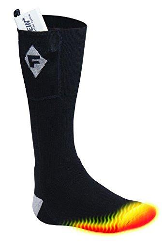 Flambeau heated socks kit 04