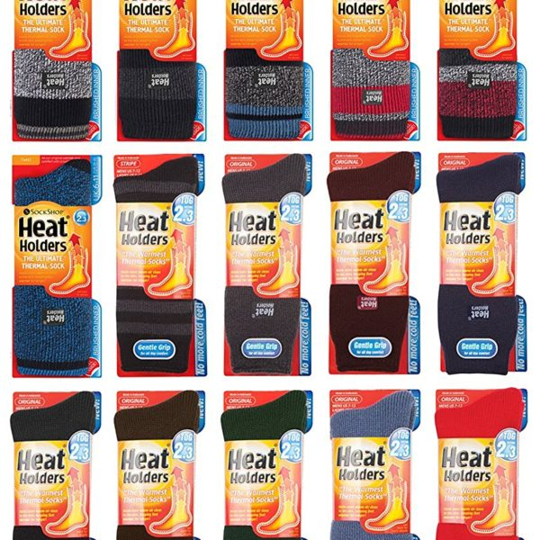 Heat Holders Thermal Socks - 05