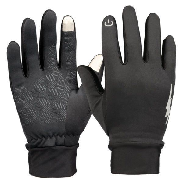 HiCool Winter Thermal Gloves - 01 (black)