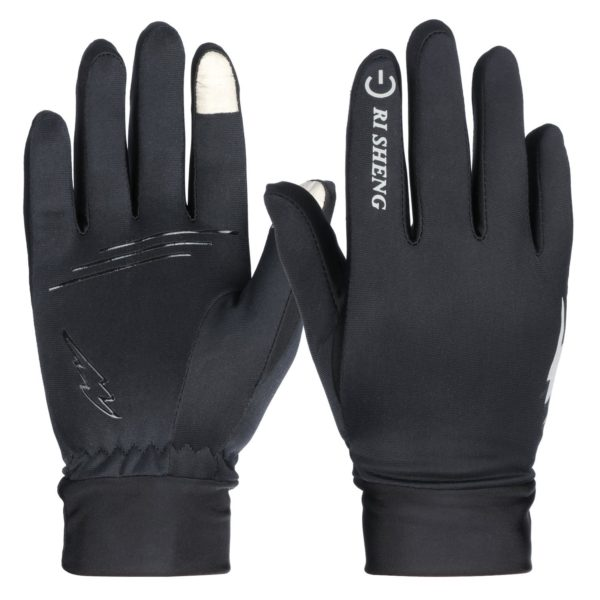 HiCool Winter Thermal Gloves - 09 - black 2 color