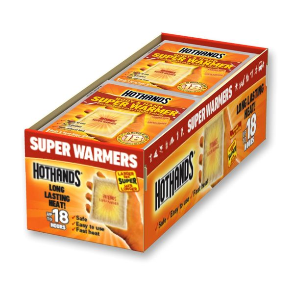 HotHands Hand and Body Super Warmers - 01