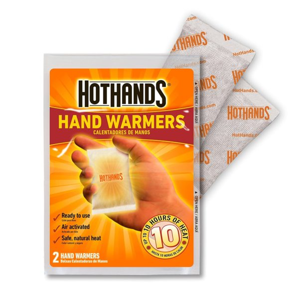 HotHands hand warmers - 02
