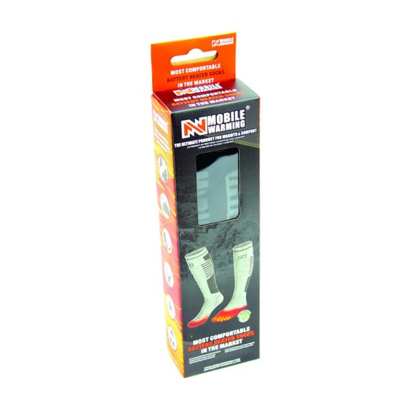 Mobile Warming Heated Electric Socks - 07 - packaging