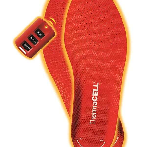 ThermaCell heated insole - 01
