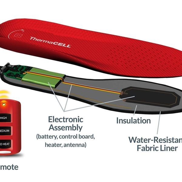 ThermaCell heated insole - 03