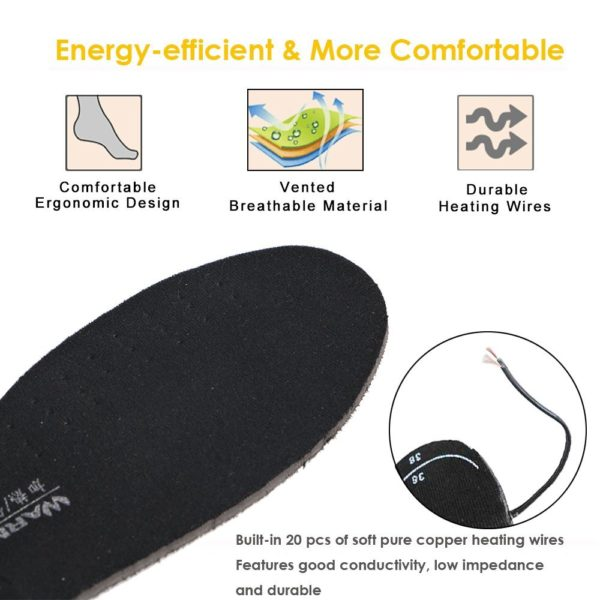 Warmspace Heated Insoles - 03