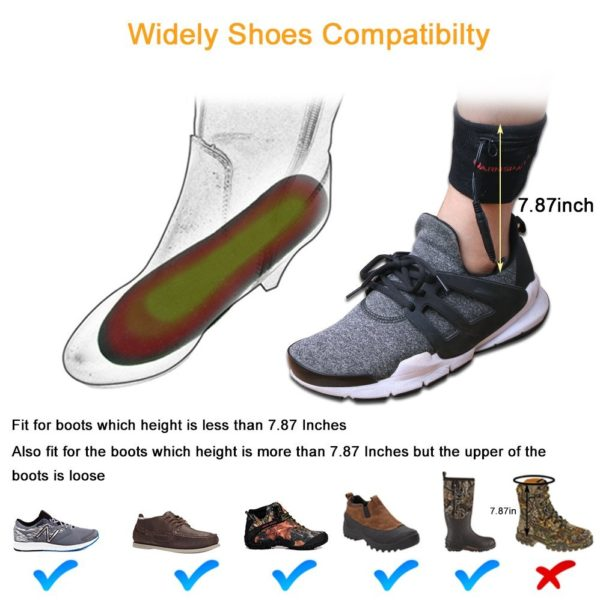 Warmspace Heated Insoles - 06