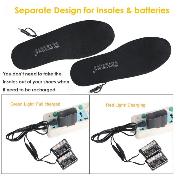 Warmspace Heated Insoles - 08