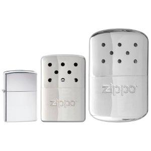 Zippo Hand Warmer - size comparison