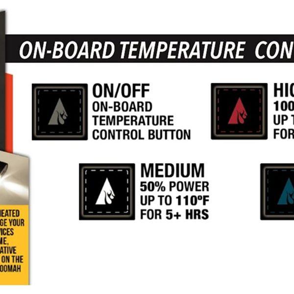 ActionHeat Battery Heated Shirt - 05