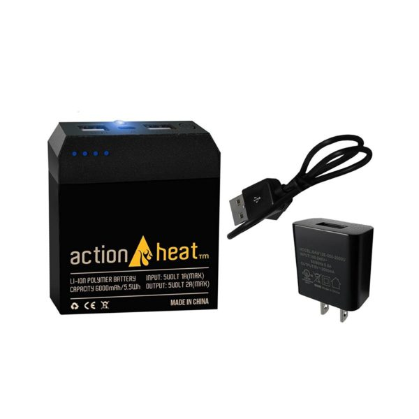 ActionHeat Battery Heated Vest - 02