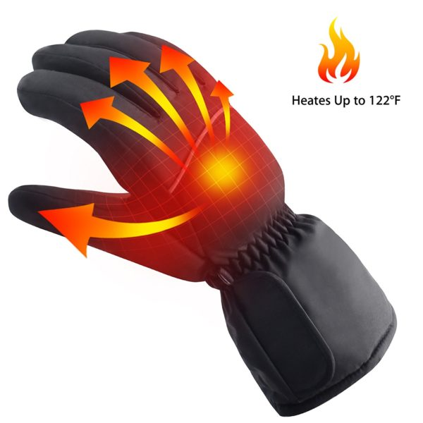 Autocastle Electric Heated Gloves - 01