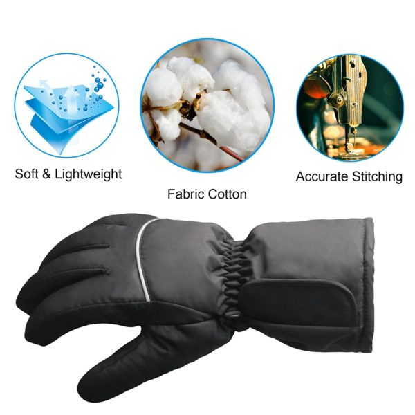 Autocastle Electric Heated Gloves - 02