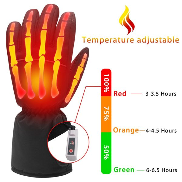 Autocastle Electric Heated Gloves - 05