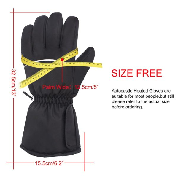 Autocastle Electric Heated Gloves - 06