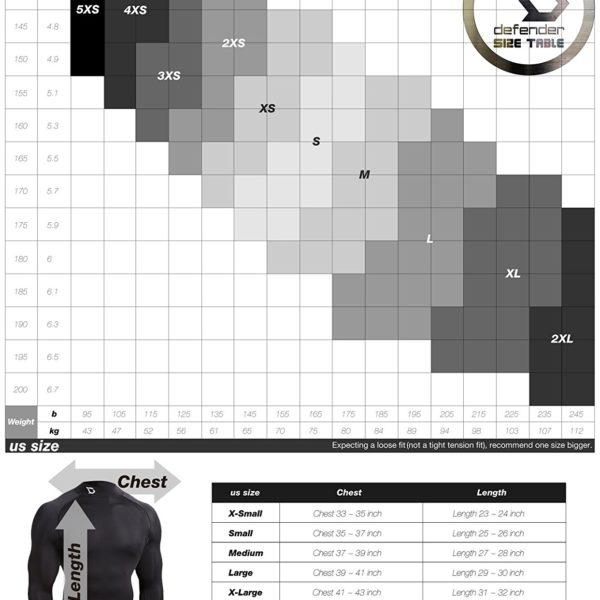 Defender Thermal Compression Shirt - 07