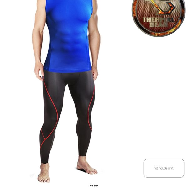 Defender Thermal Compression Tights - 05