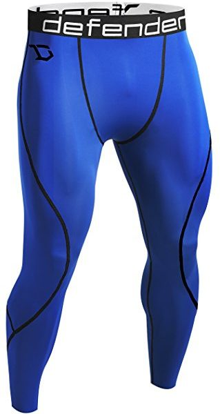 Defender Thermal Compression Tights - 10