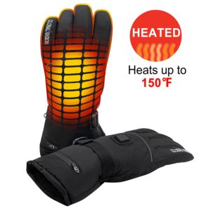 Global Vasion Battery Heated Gloves - 01