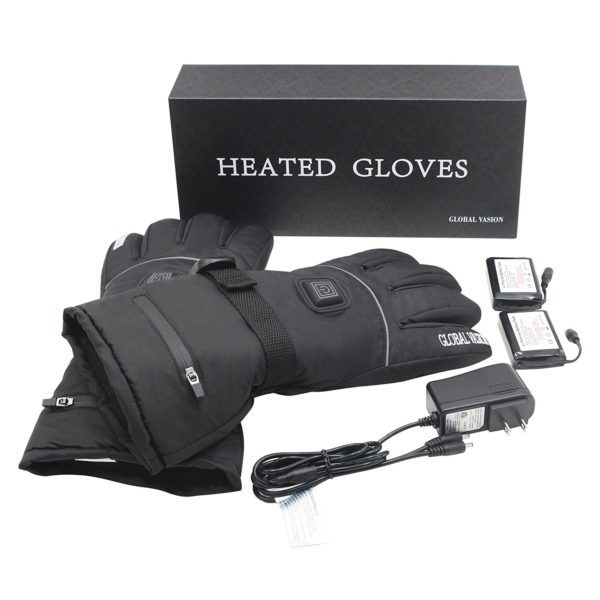 Global Vasion Battery Heated Gloves - 06