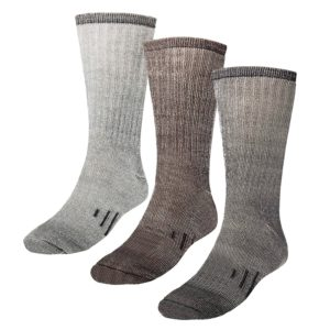 Merino Wool Thermal Socks - 01
