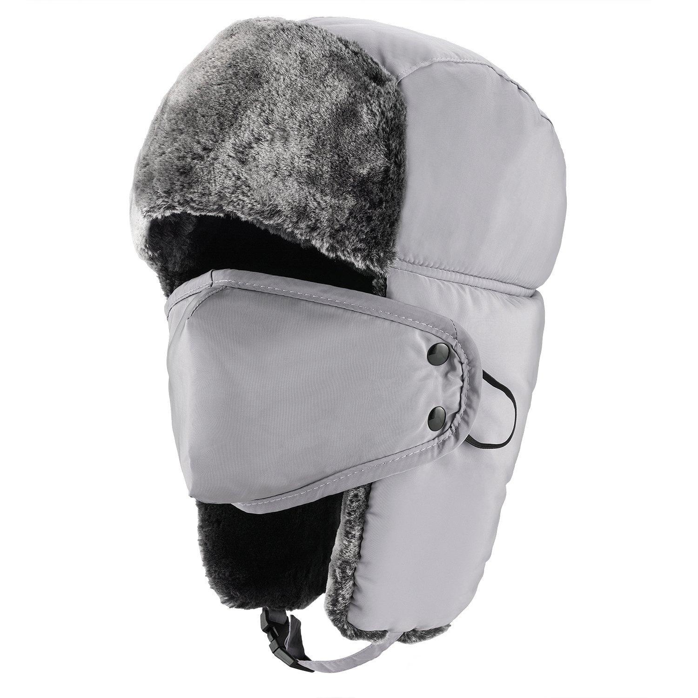 4616b6512a4 Mysuntown Winter Trooper Hat - 10 - white color