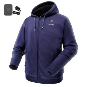Ororo Electric Heated Hoodie - 01