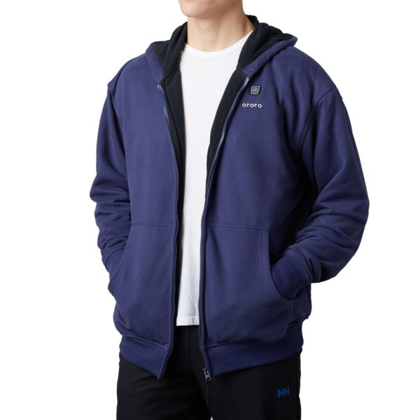 Ororo Electric Heated Hoodie - 04