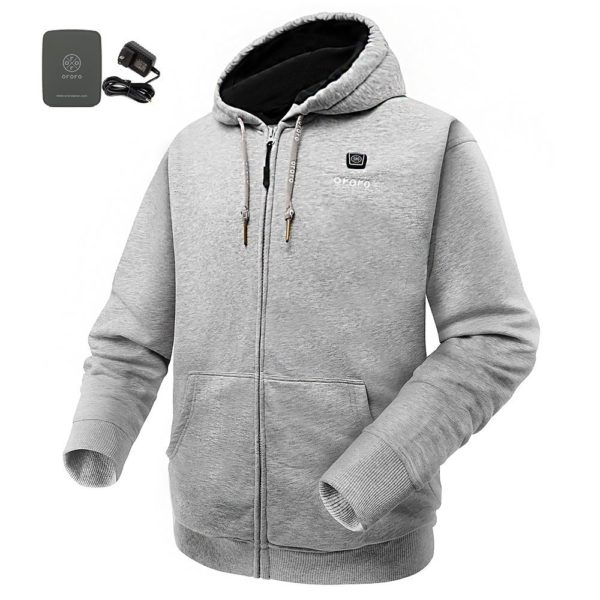 Ororo Electric Heated Hoodie - 08