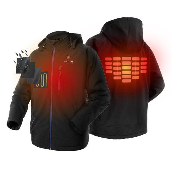 Ororo Heated Jacket - 02