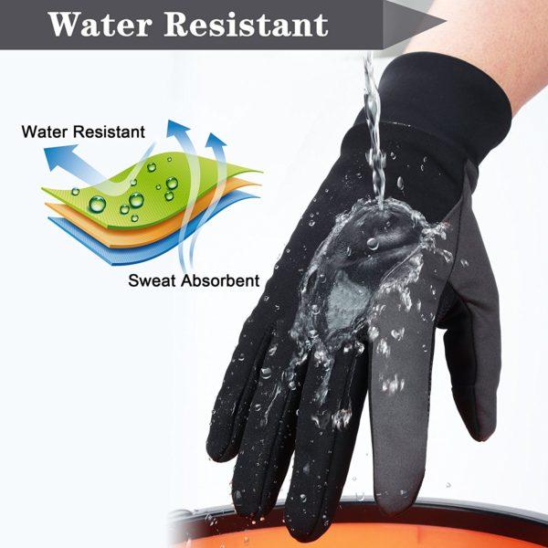 Ozero Touchscreen Thermal Gloves - 02