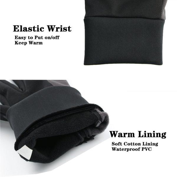 Ozero Touchscreen Thermal Gloves - 04