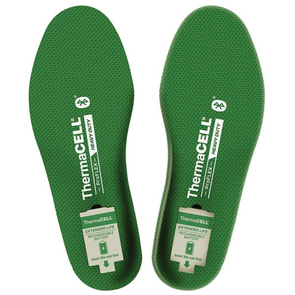 ThermaCELL Proflex Heated Shoe Insoles - 01