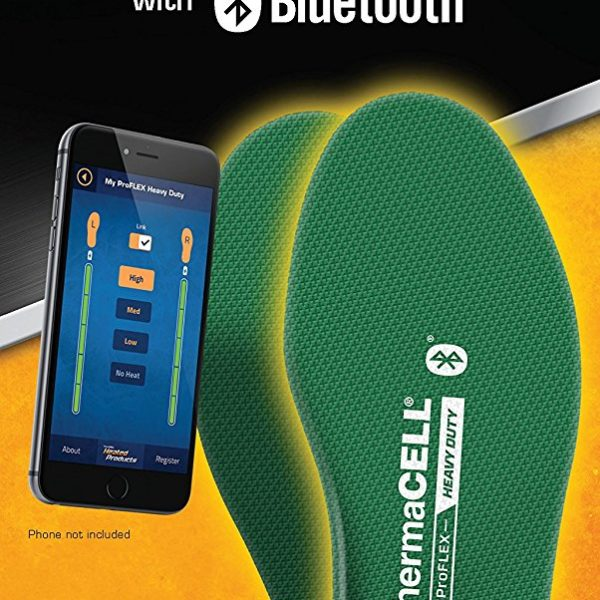 ThermaCELL Proflex Heated Shoe Insoles - 03