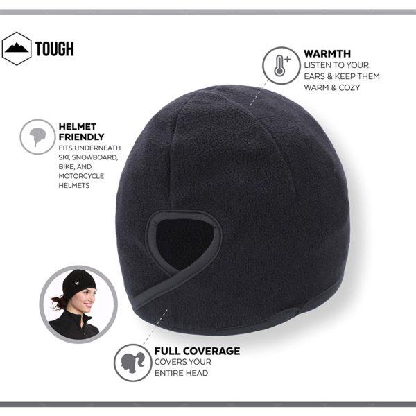 Tough Headwear Thermal Skull Cap - 08