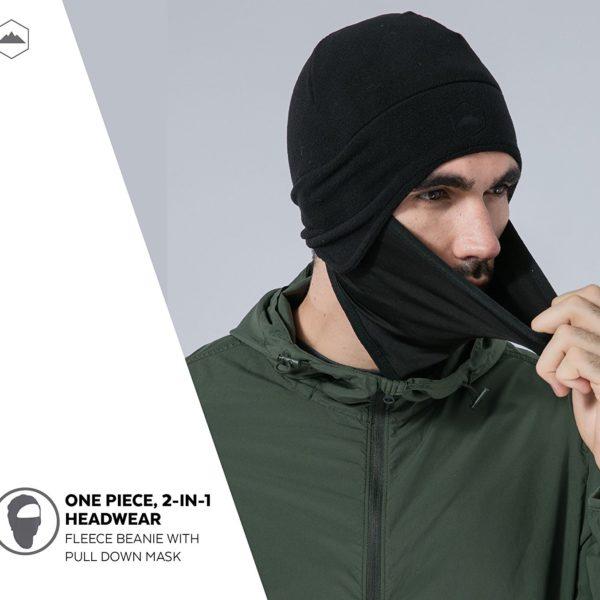Tough Headwear Thermal Skull Cap - 10