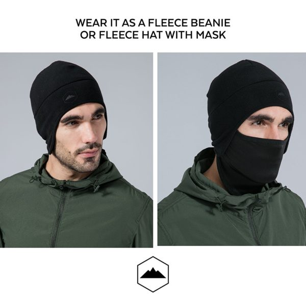 Tough Headwear Thermal Skull Cap - 11