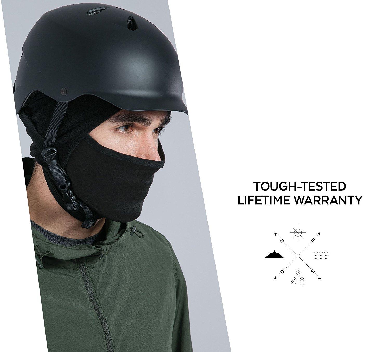 17c711649a4 Tough Headwear s Thermal Skull Cap Beanie - Electric Socks