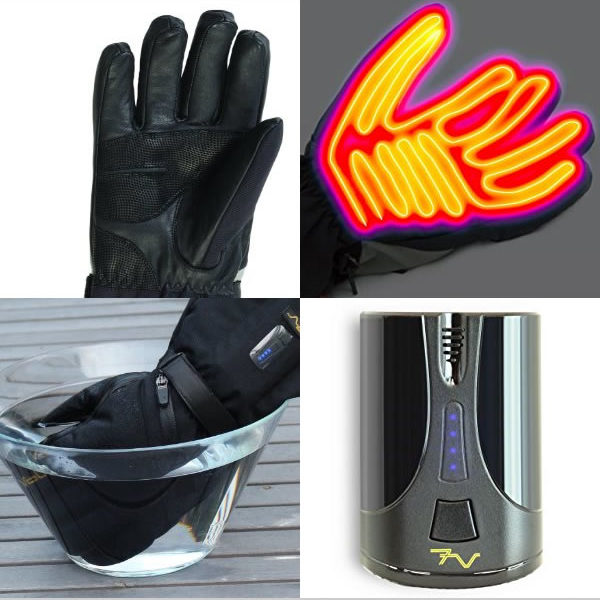 Volt Tatra Heated Gloves - 05