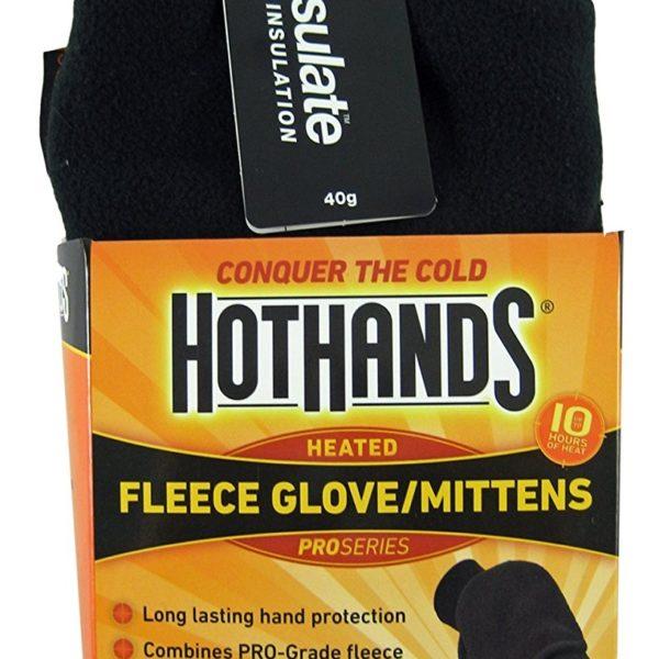HotHands Fleece Gloves - 01
