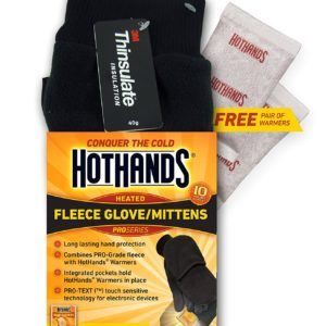 HotHands Fleece Gloves - 02