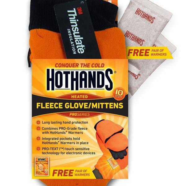 HotHands Fleece Gloves - 04