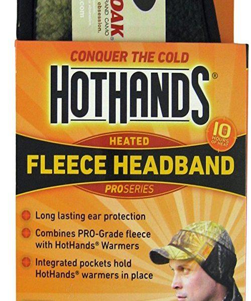 HotHands Fleece Headband - 03